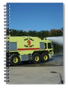Firefighting Spiral Notebook