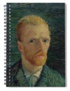 Self-portrait Spiral Notebook