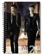 2PM Spiral Notebook