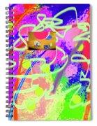 3-10-2015dabcdefghijklmnopqrtuvwxyzabcd Spiral Notebook