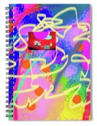 3-10-2015dabcdefghijklmnopqrtuvwxyzabcdefghi Spiral Notebook