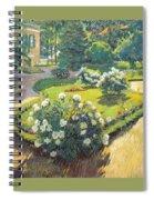 1910 Sergey Vinogradov Spiral Notebook