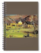 19271933 Nikolay Feshin Spiral Notebook