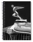 1931 Auburn Spiral Notebook