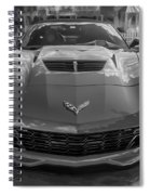 2015 Chevrolet Corvette Zo6 Painted  Spiral Notebook