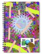 3-21-2015abcdefghij Spiral Notebook