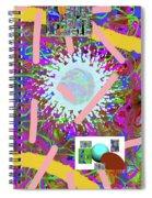 3-21-2015abcdefghijkl Spiral Notebook
