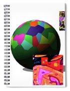 3-23-2015dab Spiral Notebook