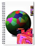 3-23-2015dabc Spiral Notebook