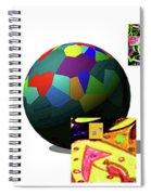 3-23-2015dabcdefghijklmnopqrtuvwxyzabcdefghi Spiral Notebook