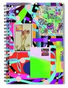 3-3-2016abcdefghijklmnopqrtuvwxyz Spiral Notebook