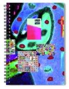 3-3-2016babcdefg Spiral Notebook