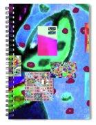 3-3-2016babcdefgh Spiral Notebook