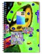 3-3-2016babcdefghijklmnopqrt Spiral Notebook