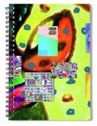 3-3-2016babcdefghijklmnopqrtuvw Spiral Notebook