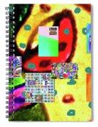 3-3-2016babcdefghijklmnopqrtuvwxy Spiral Notebook