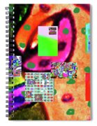 3-3-2016babcdefghijklmnopqrtuvwxyzab Spiral Notebook