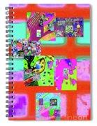 3-3-2016dabcdefghijklmnopqrtuvwxyzabc Spiral Notebook