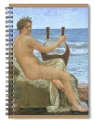 31065 Henry Holiday Spiral Notebook