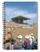 75th Ellensburg Rodeo, Labor Day Spiral Notebook