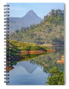 Adam's Peak - Sri Lanka Spiral Notebook