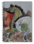 3 Amigos Spiral Notebook