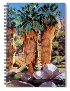 3 Amigos Spiral Notebook