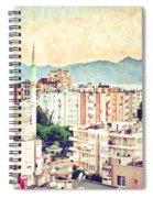 Antalya Spiral Notebook