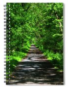 Appalachian Trail In Maryland Spiral Notebook