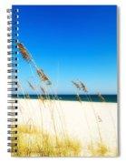 Beautiful Beach Spiral Notebook