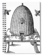 Beehive Spiral Notebook