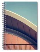 Berlin - Haus Der Kulturen Der Welt Spiral Notebook