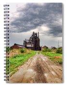 Bethlehem Steel Spiral Notebook