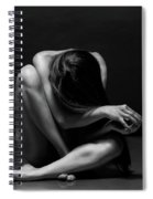 Bodyscape         Spiral Notebook