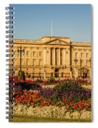 Buckingham Palace, London, Uk. Spiral Notebook