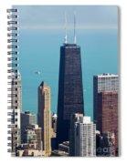 Chicago Il, Usa Spiral Notebook