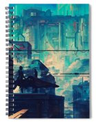 City Spiral Notebook