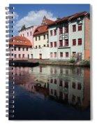 City Of Bydgoszcz In Poland Spiral Notebook