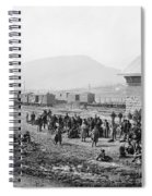 Civil War: Prisoners, 1864 Spiral Notebook
