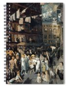Cliff Dwellers Spiral Notebook