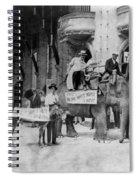 Coney Island: Luna Park Spiral Notebook