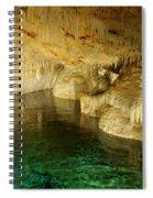 Crystal Cave In Hamilton Parish Bermuda Spiral Notebook