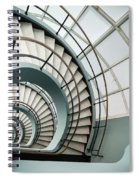 Den Bell Spiral Notebook