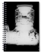 Digital Camera X-ray Spiral Notebook