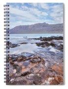 Famara - Lanzarote Spiral Notebook