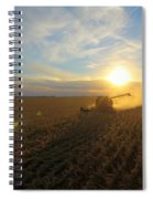 Farming Spiral Notebook