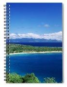 Fiji Wakaya Island Spiral Notebook