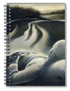File7245 Andrew Wyeth Spiral Notebook
