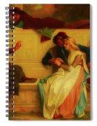 Florentine Poet Spiral Notebook