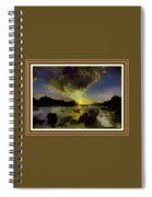 Glory Be To The Father, Glory Be To The Son, Glory Be To The Holy Ghost. L A S - Hudson River Style Spiral Notebook